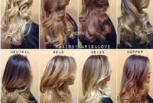 Hair / by Paige Smith
