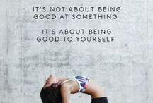 Yoga, pilates, ballet