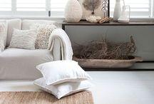 White and minimalistic