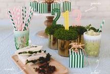 Coco+Kelley's 141st Kentucky Derby Entertaining Ideas! / Cassandra Lavalle is the founder & editor of the lifestyle blog coco+kelley bringing you the best ways to entertain for your Kentucky Derby party.