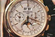 Horloge / Horloges verlanglijstje