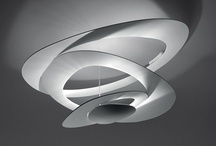 Artemide / Artemide was founded in 1960 by Ernesto Gismonde. Their ongoing commitment to research and technological innovation combined with the best product designers in the world  has made Artemide synonymous with Made in Italy.  / by Urban Lighting Inc. San Diego