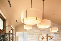 Hubbardton Forge / Rooted in Vermont in 1974 with simple elegance and classic transitional and contemporary hand-forged iron products made in the USA. / by Urban Lighting Inc. San Diego