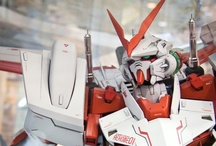Gundam, Sci-fi, Robots