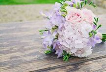 bouquets / our brides and grooms
