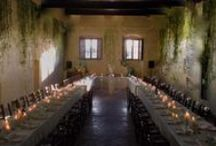 wedding in Tuscany / wedding in Tuscany, floral arrangements, venues, wedding style  decor, real weddings