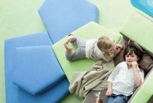 HABA Children's Platforms / Commercial quality children's play and rest platforms by HABA.