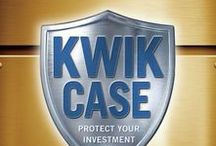 Kwik Case Security for my Library / Media security for DVDs, movies, gaming, Cds and more.