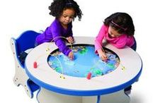 Playscapes Health Care Childrens Waiting Spaces / We design our waiting room children's furniture to be more than something to keep children busy while they wait. With our furniture waiting room solutions, children think, try alternatives, learn healthy habits, and build positive life skills.  Play well. Www.playscapes.com