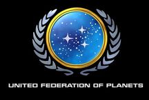 Star Trek / From Star Trek to Comic book hero's, and even minions. Things that I like to share. / by Golden Shekel