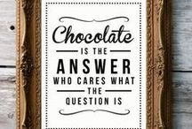 Chocolate IS a Food Group