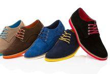 Men's fashion: shoes