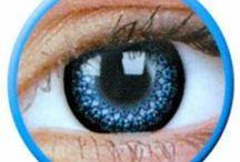 Lentile de contact colorate Eyelush / www.lensa.ro - Lentile de contact colorate gama Eyelush. Culori disponibile: albastre, verzi, caprui, gri, negre, gri, violet.