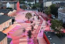 Painted Scapes / http://100architects.com/blog/product/painted-scape-1/