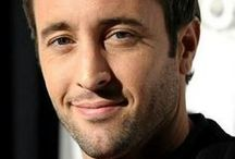 Alex O'Loughlin / Alex O'Loughlin is an Australian actor, currently playing Lieutenant Commander Steve McGarrett on CBS' remade TV series of Hawaii Five-0. / by Kevin Griffin