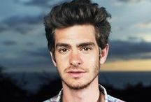 Andrew Garfield / Andrew Russell Garfield is an actor with dual citizenship of the United States and the United Kingdom. Born in Los Angeles and raised in Surrey, Garfield began his career on the U.K. stage and in television productions. / by Kevin Griffin