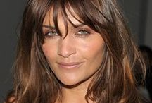 Helena Christensen / Helena Christensen is a Danish fashion model and photographer. She is a former Victoria's Secret Angel and beauty queen. / by Kevin Griffin