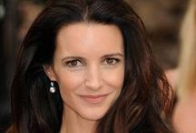 Kristin Davis / Kristin Landen Davis is an American actress. She first rose to prominence and achieved fame for playing the role of Brooke Armstrong on Melrose Place and went on to achieve greater success as Charlotte York Goldenblatt on HBO's Sex and the City. / by Kevin Griffin