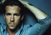 Ryan Reynolds / Ryan Rodney Reynolds is a Canadian film and television actor. Reynolds is known for playing Michael Bergen on the ABC sitcom Two Guys and a Girl, Billy Simpson in the YTV. / by Kevin Griffin