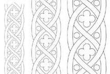 Bordas para ícones - iconography