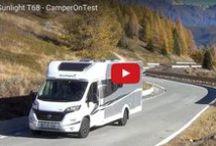 I nostri VideoCamperOntest / Dettagliati report in formato video di veicoli che abbiamo sottoposto ai nostri test