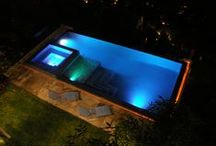 Contemporary Infinity Edge Pools / Our Portfolio of Contemporary Infinity Edge Pools