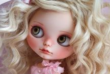 Blythe Dolls  = 100's of dolls I so love :0) / OOH, These dolls are my very favourite dolls especially customised ones, you cant beat them!  I love to colllect them on Pinterest because for me they dont clutter up my house! BIG LOVE