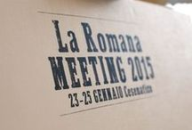 The customer is at the centre of our world / Encounters, sweet novelties, reflections and good resolutions for the future, without ever forgetting the client: this is the 2015 Meeting of gelateria La Romana.