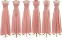 Bridesmaid Dresses / Beautiful dresses and ideas