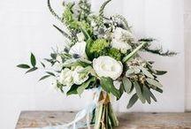 Inspiration bouquets de mariée / Des idées de bouquets pour votre grand jour