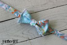 Bow Ties / Handcrafted Bow Ties. Local handmade bow ties. Bow Ties made by HoBo Ties.