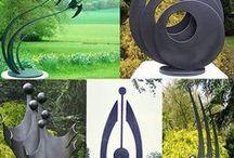Garden Design Accessories / Elegant designer accessories for glorious gardens.