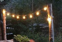 Garden DIY Projects / For all those creative moments...