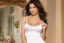 BRIDAL LINGERIE ~ Missy - 4X / Need that special Lingerie Outfit for your Honeymoon. Be sure and stop in so we can help you pick out that Outfit for your SPECIAL NIGHT. Yes we have white garter belts (Missy and Plus Size) and White Stockings. Check the Hosiery Section please. *or drop in the store to order special hosiery for your bridal gown* Shop at: 274 8th Street E., Owen Sound, ON N4K 1L1 or mail order 519.371.1215 or on website.