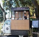 Viaggi di gusto / L'Ape car e la Casa del gelato in viaggio verso nuove città!