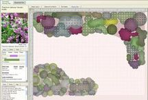 Garden Design Software / https://www.plantingplanner.com Intelligent Garden Design Software - choose your colour scheme and style, then create exciting planting plans, uniquely tailored for your garden's conditions.