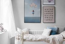 Silkes bedroom