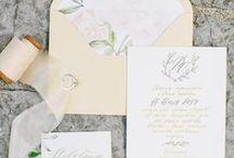 Inspiration faire-parts, invitations / Inspiration faire-part et invitations pour votre mariage, un détail qui vous ressemble