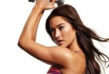 Workouts - Arms & Shoulders (Arme und Schultern) / Fitness Workouts for your arms an shoulders Fitness Übungen für deine Arme und Schultern / by 4yourfitness