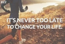 Motivation & Inspiration / Motivation and Inspiration for your workouts and even more things in your life. Just do it ;-) / by 4yourfitness