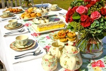 Floral Afternoon Tea