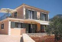 Villa Ianthe - Korallis Villas Kefalonia / Villa Ianthe is a 2 storey villa able to accommodate at least 8 people.Maisonette for rent in Kefalonia,Villa Ianthe , Korallis Villas Kefalonia. Pictures from http://korallisvillas.gr