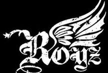 Royz ♥ ♥ ♥ ☻☺ / Royz is a visual kei band, formed in 2009. They are currently signed to B.P Records.  They describe their concept as 'catchy', and they wish to make music that appeals to all different kinds of people.  In 2014, it was announced that guitarist Kazuki would be leaving the band after their oneman at Akasaka Blitz on June 11, due to family matters.