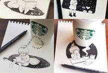 creative ideas / Be always creative