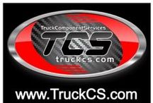 We are TCS! / Truck Component Services www.TruckCS.com 403 E Evergreen Road Strafford, MO 65757 (800) 291-3451  Just off of I-44 exit 88 or 96 and get on the outer road; you can't miss us!