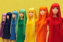 Dolls (๑・㉨・๑)