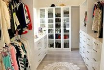 Closets i'd love