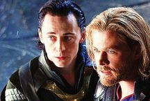 Loki and Thor / Lots of Loki  Little Thor  / by Zoloff The Great