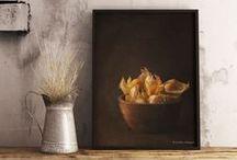 Kitchen Art - Fine Art Prints by IonAnthosPhotography