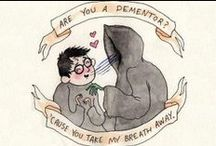 Harry Potter / Sorry not sorry my Harry Potter obsession has only grown with age